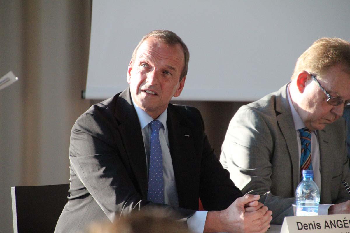 Denis Angéloz, directeur Amag Retail pour la suisse romande