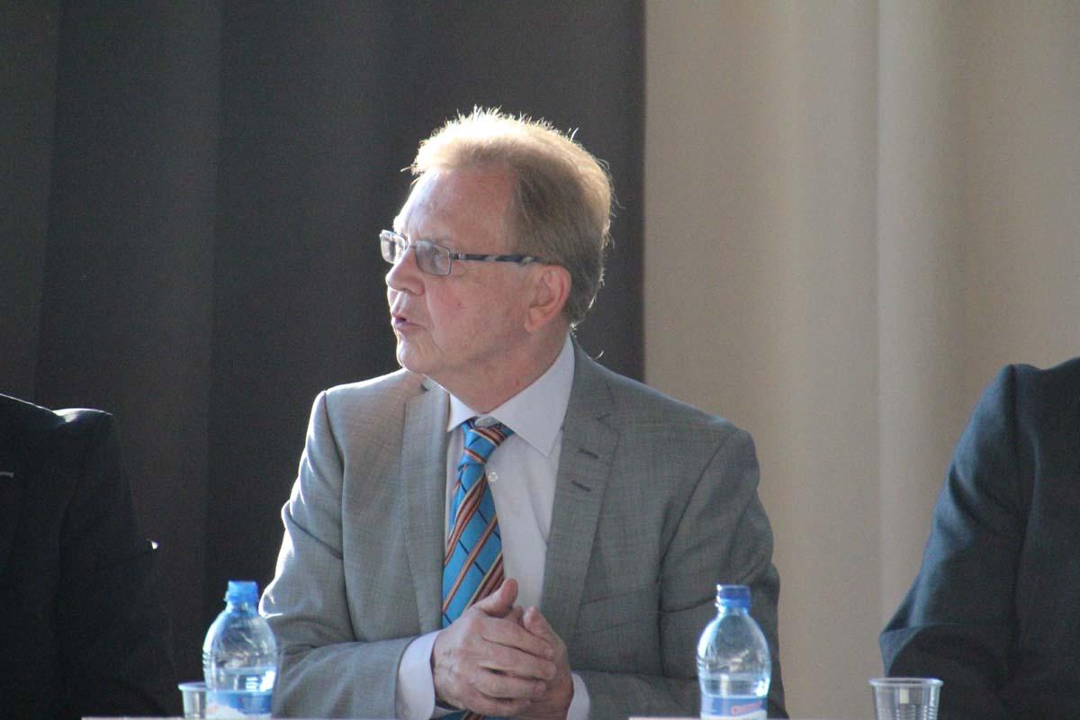Dr. André Schläfli, directeur de la FSEA