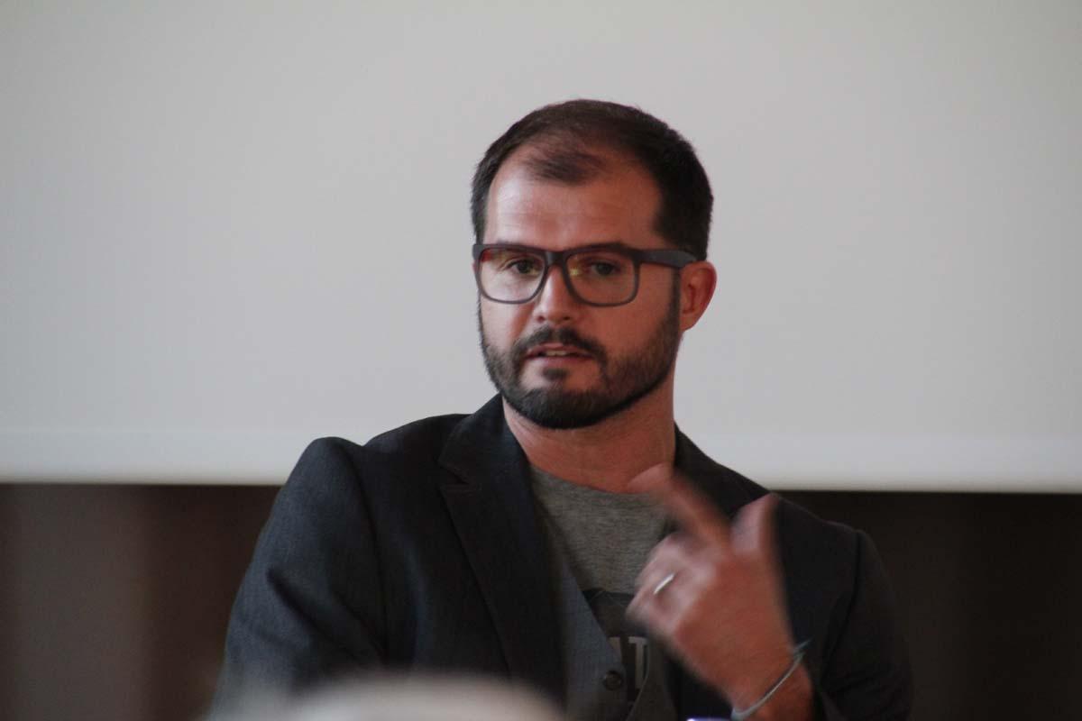 Nicolas Gelmi, respoonsable formation et développement du SPO