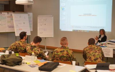Formation supérieure des Cadres de l'Armée suisse (MILAK, 2020)
